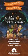 Jeu d'Aventure Halloween à La Hardonnerie à Vauquois 55270 Vauquois du 18-09-2019 à 10:00 au 17-11-2019 à 17:00