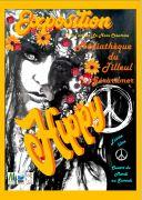 Exposition Mouvement Hippie à Gérardmer 88400 Gérardmer du 24-05-2019 à 10:00 au 29-11-2019 à 19:00