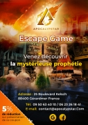 Apocalypstar Escape Game à Gérardmer