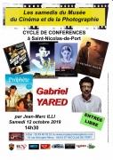 Conférence Gabriel Yared à Saint-Nicolas-de-Port 54210 Saint-Nicolas-de-Port du 12-10-2019 à 14:30 au 12-10-2019 à 17:00