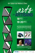 Salon d'Arts en Artisans à Montigny-lès-Metz 57950 Montigny-lès-Metz du 18-10-2019 à 14:00 au 20-10-2019 à 19:00