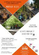 Montagn'Access Activités Montagne à Xonrupt-Longemer 88400 Xonrupt-Longemer du 05-10-2019 à 09:00 au 06-10-2019 à 16:00