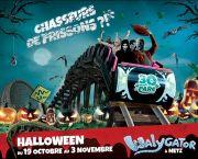 Halloween au Parc Walygator à Maizières-lès-Metz 57210 Maizières-lès-Metz du 19-10-2019 à 10:30 au 03-11-2019 à 17:30