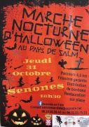 Marche Nocturne d'Halloween au Pays de Salm 88210 Senones du 31-10-2019 à 18:30 au 31-10-2019 à 20:30