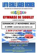 Loto à Souilly 55220 Souilly du 17-11-2019 à 14:00 au 17-11-2019 à 18:00