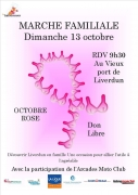 Octobre Rose à Liverdun Marche Familiale  54460 Liverdun du 13-10-2019 à 09:30 au 13-10-2019 à 14:00
