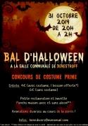 Bal d'Halloween à Bénestroff 57670 Bénestroff du 30-10-2019 à 20:00 au 01-11-2019 à 02:00