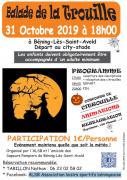Balade de la Trouille Halloween à Béning-lès-Saint-Avold 57800 Béning-lès-Saint-Avold du 31-10-2019 à 17:00 au 31-10-2019 à 21:00