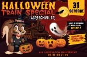 Halloween à Abreschviller Train Spécial 57560 Abreschviller du 31-10-2019 à 16:30 au 31-10-2019 à 23:30