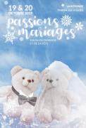 Salon du Mariage Passions Mariages à Thaon-les-Vosges 88150 Thaon-les-Vosges du 19-10-2019 à 10:00 au 20-10-2019 à 19:00