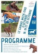 Grand Weekend d'Octobre à Rosières-aux-Salines 54110 Rosières-aux-Salines du 18-10-2019 à 09:00 au 20-10-2019 à 17:00