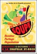 Soirée Ah ! La Bonne Soupe à Saint-Dié-des-Vosges 88100 Saint-Dié-des-Vosges du 13-10-2019 à 17:00 au 13-10-2019 à 19:00