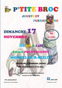 Bourse aux Jouets et Puericulture à Moncel-sur-Seille