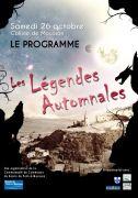Les Légendes Automnales Colline de Mousson 54700 Mousson du 26-10-2019 à 10:15 au 26-10-2019 à 23:59