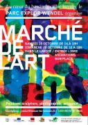 Marché de l'Art Parc Explor Wendel à Petite-Rosselle 57540 Petite-Rosselle du 19-10-2019 à 14:00 au 20-10-2019 à 18:00
