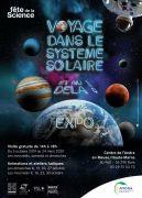 Voyage dans le Système Solaire Andra Meuse/Haute-Marne 55290 Bure du 05-10-2019 à 14:00 au 24-03-2020 à 18:00