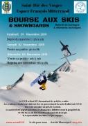 Bourse aux Skis de Saint-Dié-des-Vosges 88100 Saint-Dié-des-Vosges du 01-11-2019 à 17:00 au 03-11-2019 à 18:00