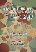 Les Jeux du Stan à Nancy Tomblaine 54510 Tomblaine du 23-11-2019 à 10:00 au 24-11-2019 à 18:00