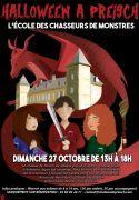 Halloween au Château de Preisch 57570 Basse-Rentgen du 27-10-2019 à 13:00 au 27-10-2019 à 18:00