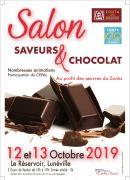 Salon Saveurs et Chocolat à Lunéville 54300 Lunéville du 12-10-2019 à 10:00 au 13-10-2019 à 19:00