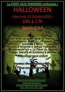 Halloween Fort aux Énigmes Mont-lès-Neufchâteau 88300 Mont-lès-Neufchâteau du 23-10-2019 à 14:00 au 23-10-2019 à 17:00