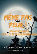 Halloween au Château de Malbrouck Manderen  57480 Manderen du 01-11-2019 à 14:00 au 03-11-2019 à 18:00