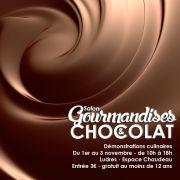 Salon Gourmandises et Chocolat à Ludres 54710 Ludres du 01-11-2019 à 10:00 au 03-11-2019 à 18:00