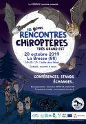 Rencontres Chiroptères Très Grand Est La Bresse 88250 La Bresse du 20-10-2019 à 14:30 au 20-10-2019 à 17:00