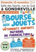 Bourse Jouets Vêtements Enfants Puériculture à Gondreville 54840 Gondreville du 10-11-2019 à 10:00 au 10-11-2019 à 17:00