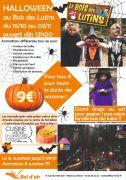 Halloween Bol d'Air à La Bresse 88250 La Bresse du 19-10-2019 à 13:00 au 03-11-2019 à 18:00