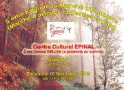 Marché d'Automne Artisanal à Épinal 88000 Epinal du 09-11-2019 à 09:00 au 10-11-2019 à 17:00