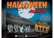 Halloween à Aqualun Lunéville 54300 Lunéville du 28-10-2019 à 17:00 au 31-10-2019 à 23:30