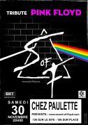 Concert Sound of Floyd Chez Paulette 54200 Pagney-derrière-Barine du 30-11-2019 à 20:00 au 30-11-2019 à 23:00