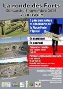 La Ronde Des Forts au Fort d'Uxegney 88390 Uxegney du 03-11-2019 à 09:00 au 03-11-2019 à 11:00