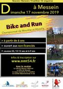 Bike & Run en Famille à Messein 54850 Messein du 17-11-2019 à 08:00 au 17-11-2019 à 16:00