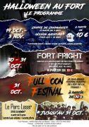 Halloween à Fort Aventure Bainville-sur-Madon 54550 Bainville-sur-Madon du 19-10-2019 à 13:30 au 03-11-2019 à 18:30