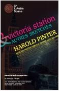 Victoria Station et Autres Sketches Harold Pinter à Retonfey 57645 Retonfey du 19-10-2019 à 20:30 au 19-10-2019 à 22:00
