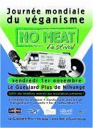 No Meat Festival à Nilvange