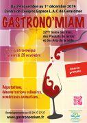 GastronoMiam Gérardmer Salon Vins et Produits du Terroir