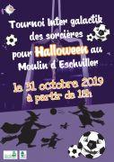 Halloween en Famille au Moulin d'Eschviller  57720 Volmunster du 31-10-2019 à 18:00 au 31-10-2019 à 21:30
