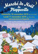 Marché de Noël à Plappeville 57050 Plappeville du 10-11-2019 à 11:00 au 11-11-2019 à 18:00