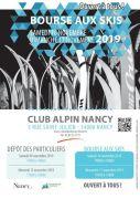 Bourse aux Skis à Nancy 54000 Nancy du 16-11-2019 à 09:00 au 17-11-2019 à 16:00