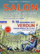 Salon du Livre d'Histoire de Verdun 55100 Verdun du 09-11-2019 à 10:00 au 10-11-2019 à 18:00