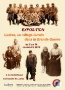 Exposition Ludres, un village lorrain dans la Grande Guerre 54710 Ludres du 05-11-2019 à 11:03 au 16-11-2019 à 11:03