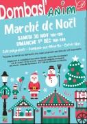 Marché de Noël à Dombasle 54110 Dombasle-sur-Meurthe du 30-11-2019 à 10:00 au 01-12-2019 à 18:00