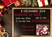 Marché de Noël de Stuckange 57970 Stuckange du 08-12-2019 à 10:00 au 08-12-2019 à 17:00