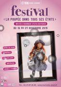 Festival de la Poupée à Étain 55400 Etain du 16-11-2019 à 09:00 au 24-11-2019 à 18:30