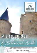 Visite Guidée du Château d'Aulnois-sur-Seille 57590 Aulnois-sur-Seille du 26-10-2019 à 15:30 au 26-10-2019 à 17:00