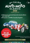 Salon Auto Moto Classic à Metz 57000 Metz du 22-11-2019 à 14:00 au 24-11-2019 à 18:00