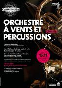 Orchestre à Vents et Percussions à Dombasle-sur-Meurthe 54110 Dombasle-sur-Meurthe du 15-11-2019 à 20:30 au 15-11-2019 à 22:30